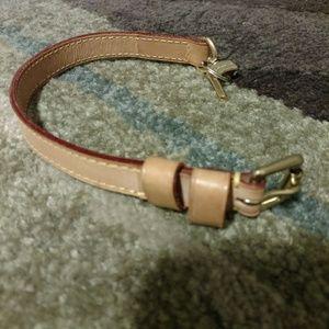 ISO louis vuitton adjustable strap piece